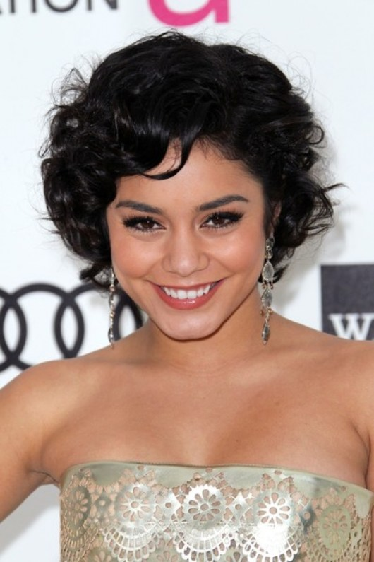 Best Short Curly Black Hairstyles 2014