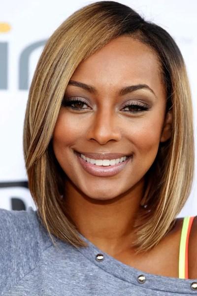 Medium Length Bob Hairstyles For Black Women Short