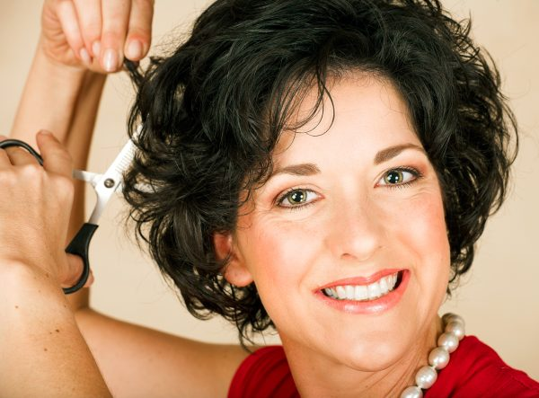 Hair Styles For Short Curly Hair Over 50: Hairstyles For Short Curly Hair For Women Over 50