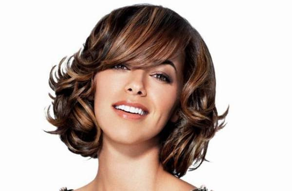 Light Brown Hair Color For Short Hair