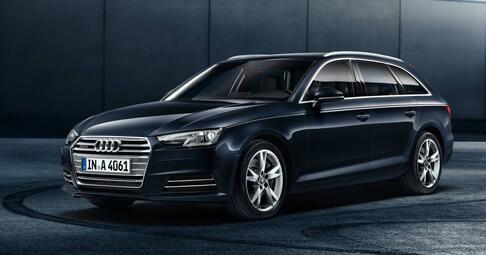 Audi A4 Short Term Lease