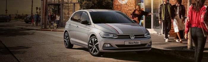 New VW Polo Short Term Lease