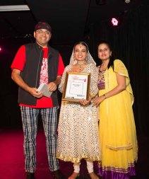 Anupam Sharma, Shabnam Tavakol, Sumati Lekhi