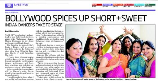 Bollywood Spice