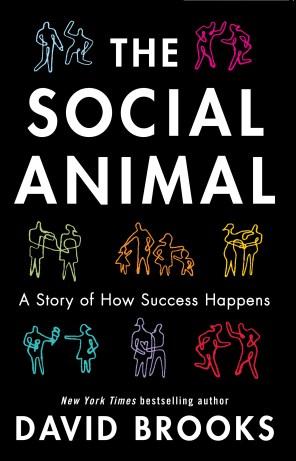 Books for freelance creatives - The Social Animal David Brooks