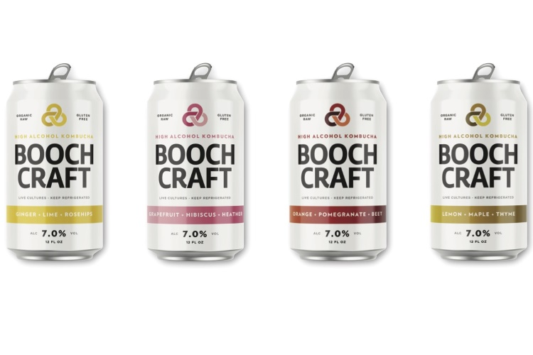 Boochcraft Releasing New Flavors, 12 oz Cans