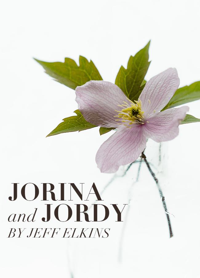 Jorinda and Jordy