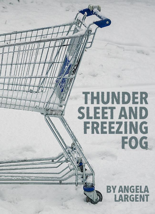 Thunder Sleet and Freezing Fog