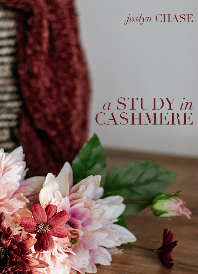 A Study in Cashmere