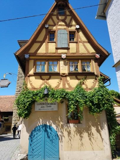 Bavarian buildings