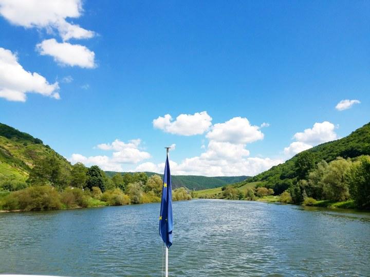 Mosel River Cochem