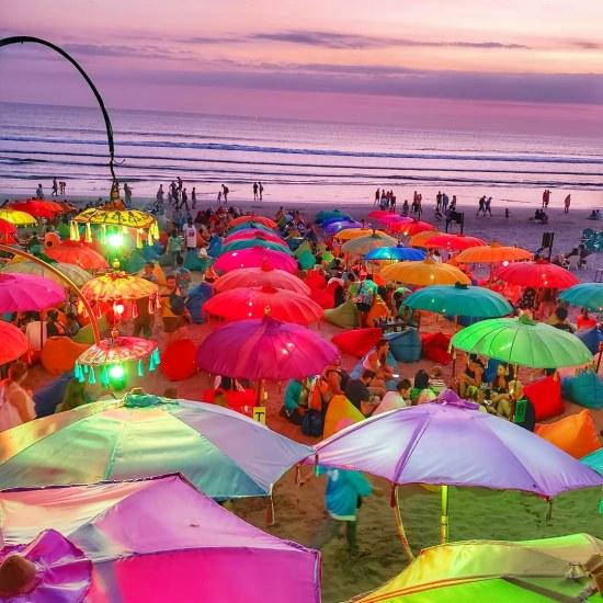 La Plancha Sunset Bali