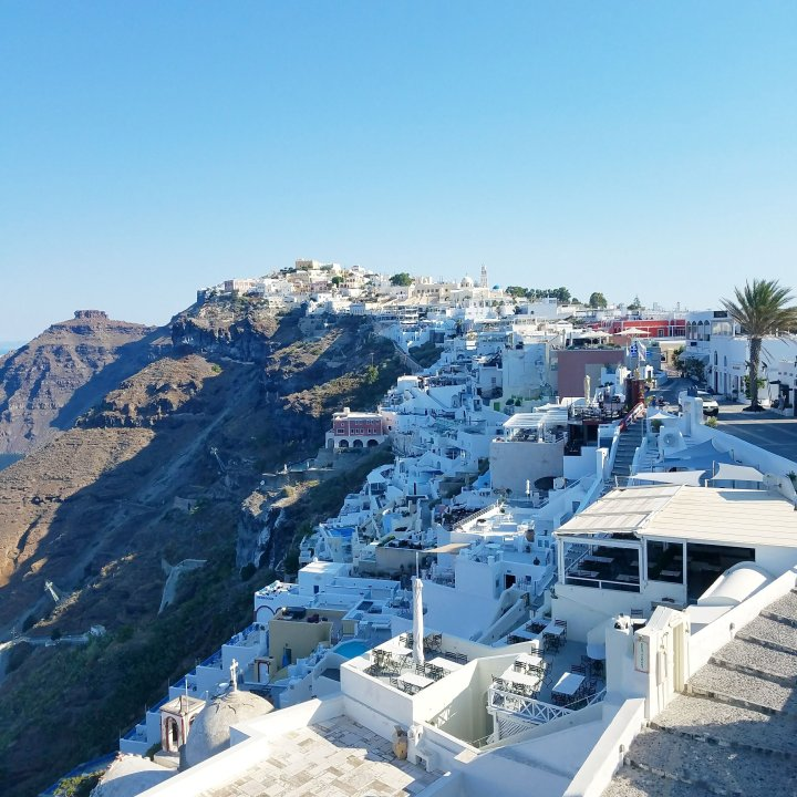 Travel Tips for Santorini