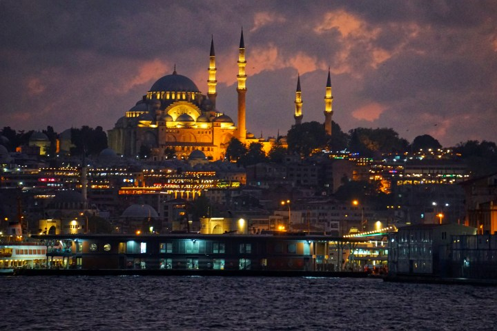 Things to see and do in Istanbul