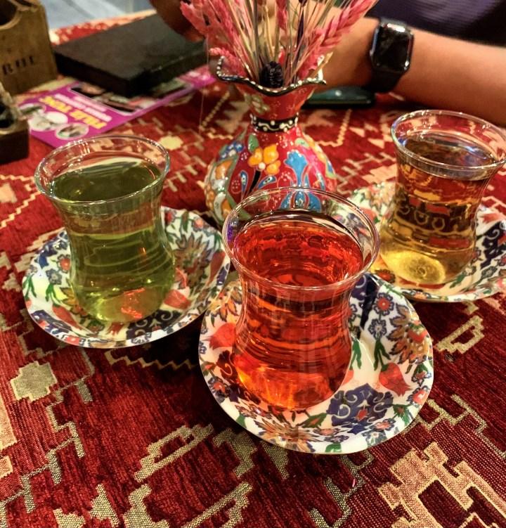 Sweet Fruity Teas