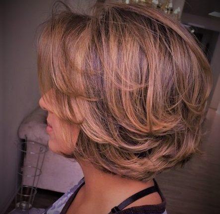 Short Layered Hairstyles Arsivleri Short Hairstyles