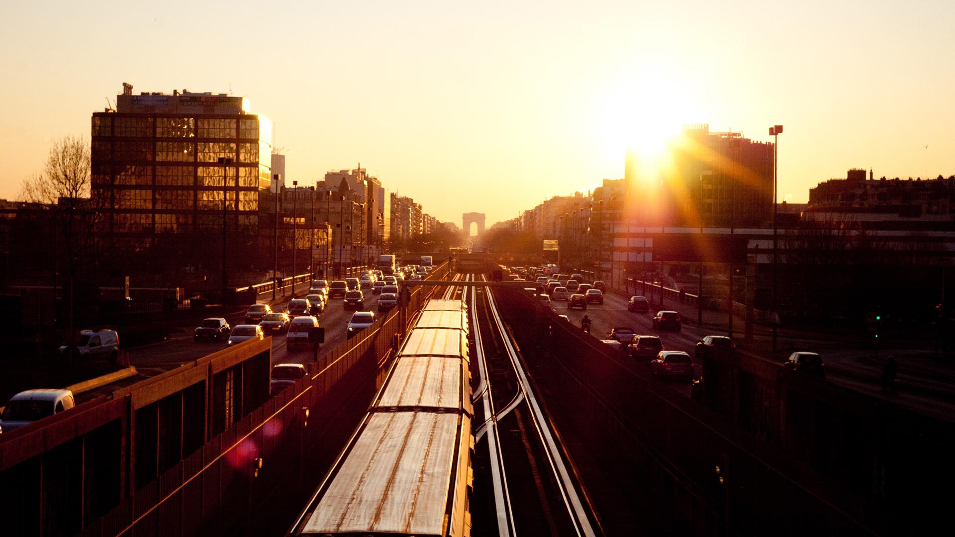 metro and traffic