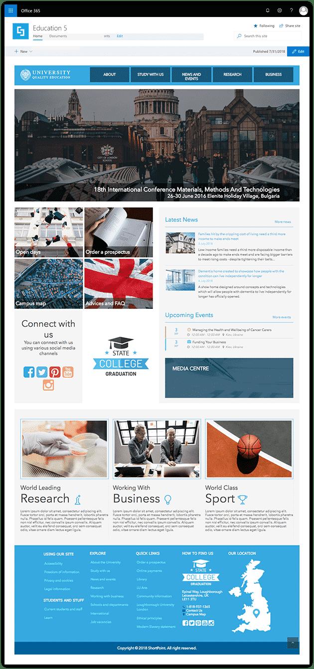 ShortPoint Page Builder