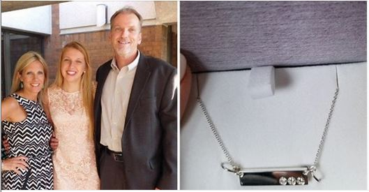 A Divorced Mom Turned Her Wedding Ring Into A Meaningful Birthday Gift For Their Daughter