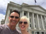 Photo ofKris and Kim Darney