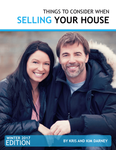 Things to Consider When Selling Your Home – Winter 2017