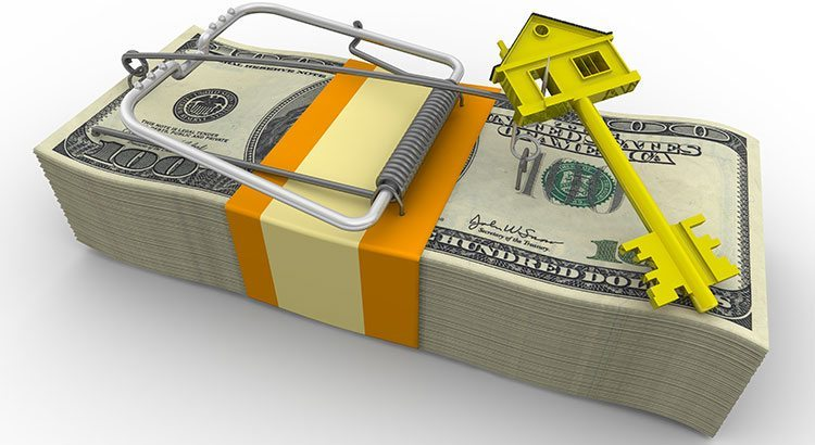 Careful…Don't Get Caught in the Rental Trap
