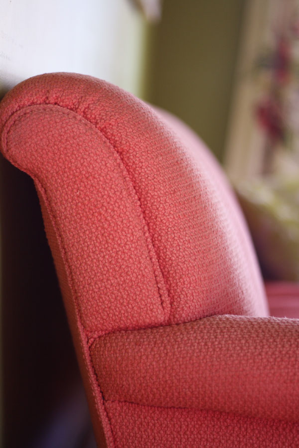 pink couch | shorts and longs | julie rybarczyk2