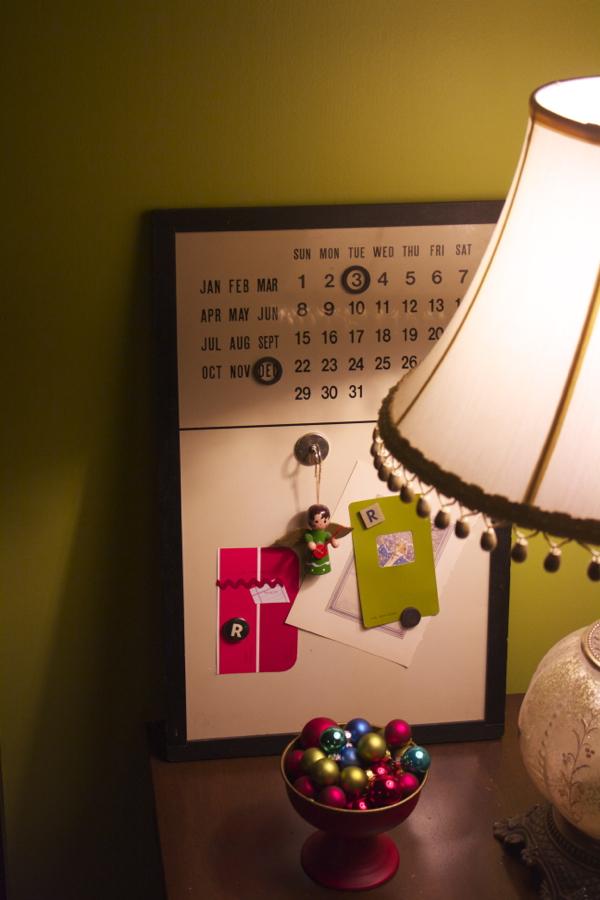 christmas calendar - shorts and longs - julie rybarczyk 27