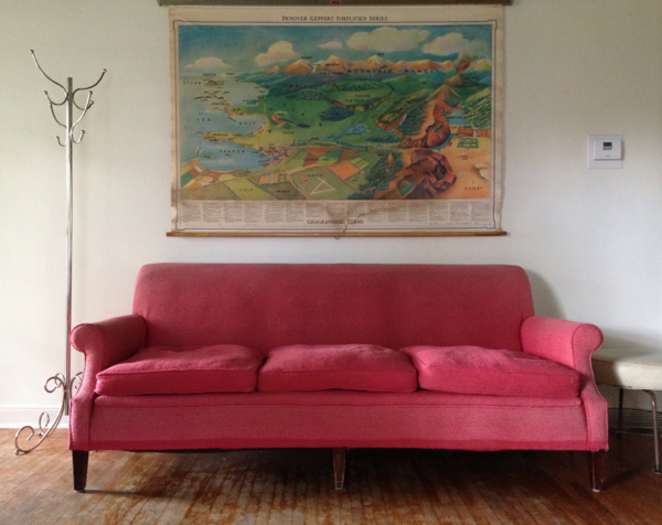 pink couch - shorts and longs - julie rybarczyk2