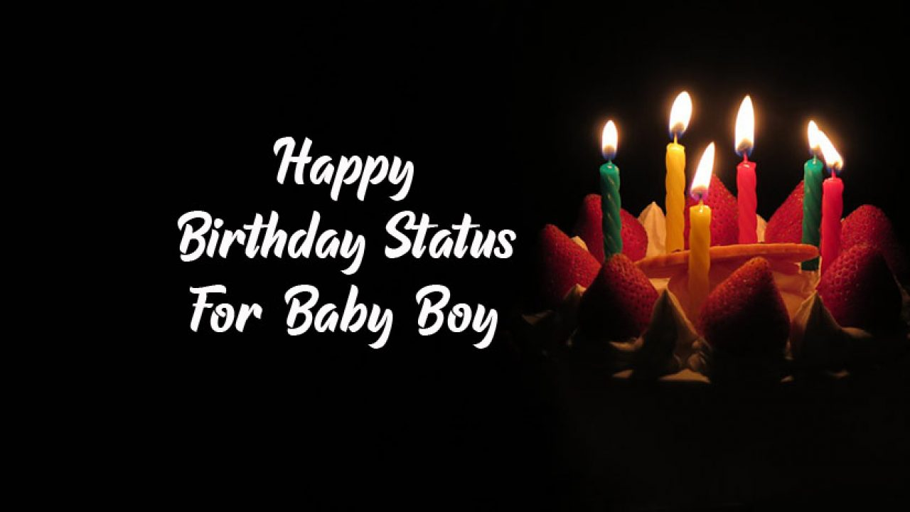 birthday status wishes messages for