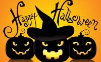 funny halloween status messages