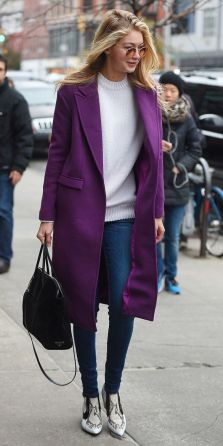 Style to Admire--Gigi Hadid