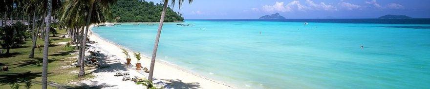 Phi Phi Islands / ピピ
