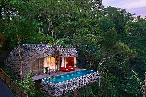 Bird's Nest Pool Villa1