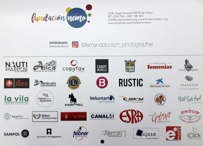 Calendario 2019 Fundación Nemo