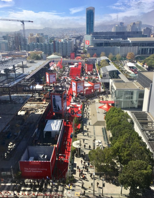 Oracle Open World 2016: Report