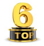 Risultati immagini per top 6