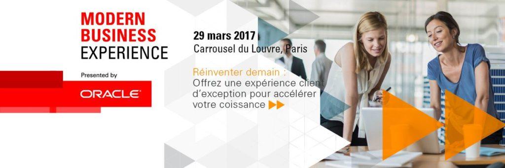 modern business experience Paris