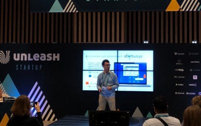 Shortways à Unleash World Paris 2019 !