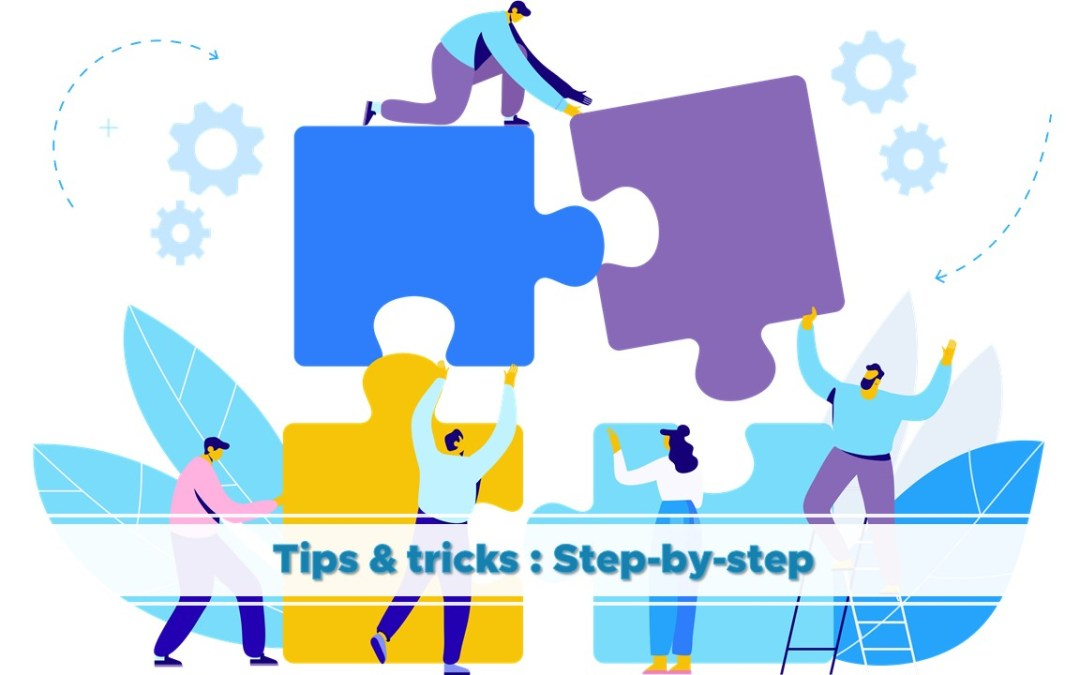 Shortways tips and tricks to create effective step-by-step guides!
