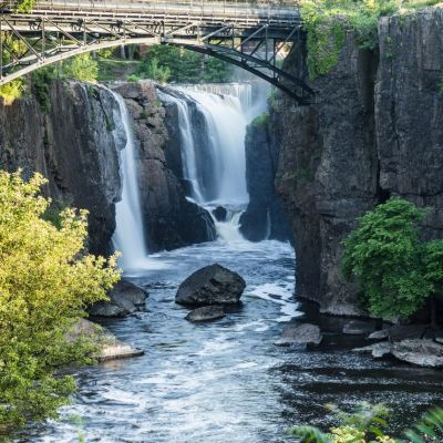 Paterson Great Falls, New Jersey: Nature's Spectacle Steeped in Centuries-Old History