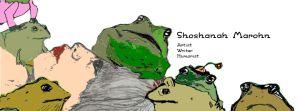 Shoshanah Marohn Artist Writer Humorist