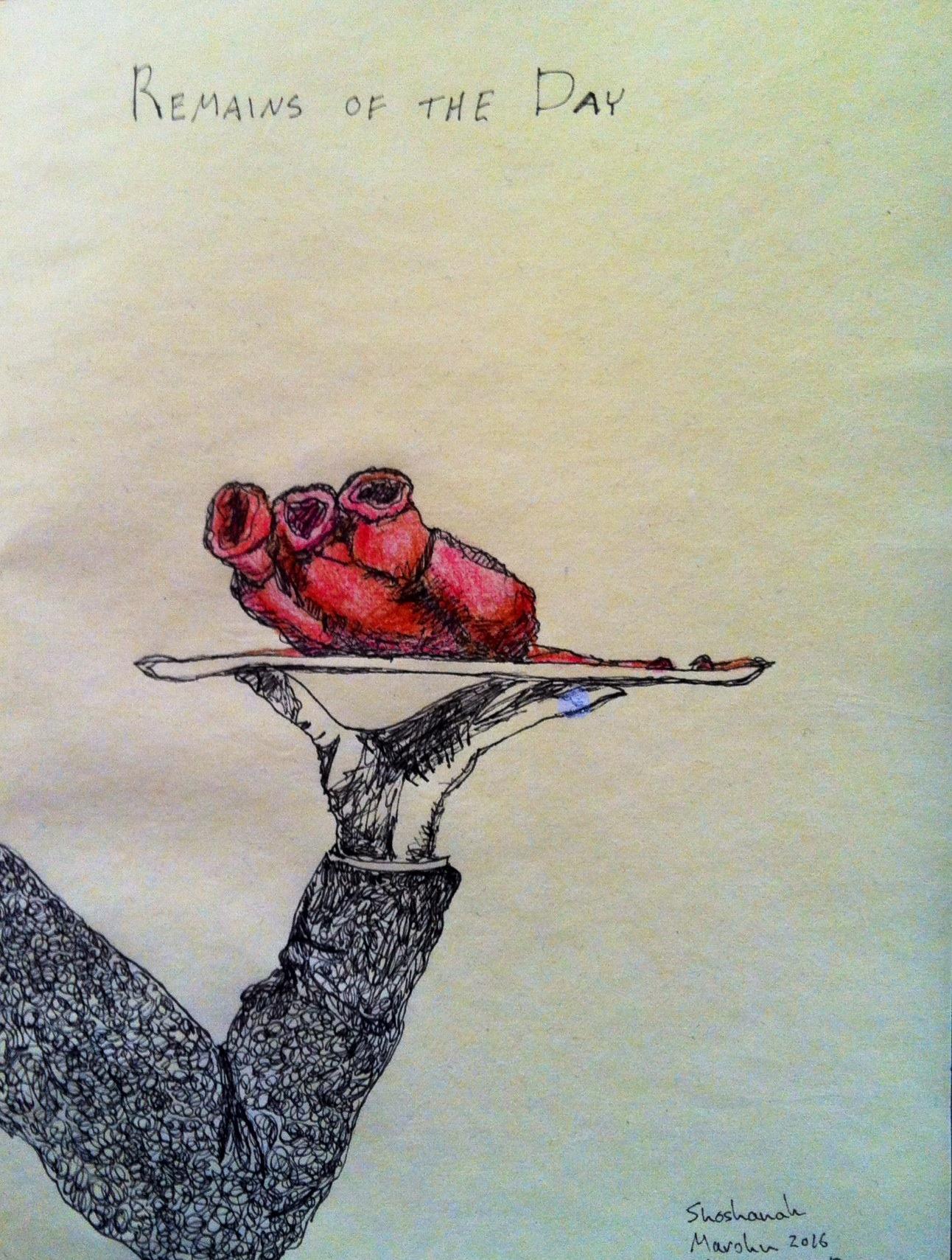 Happy Valentine's Day from Shoshanah Marohn 2016