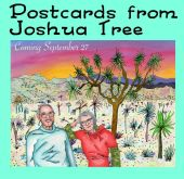 postcards from joshua tree