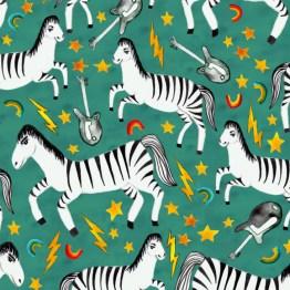 rockin-zebras by Shoshannah Scribbles