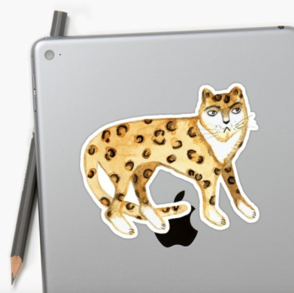 grumpy cat sticker RB
