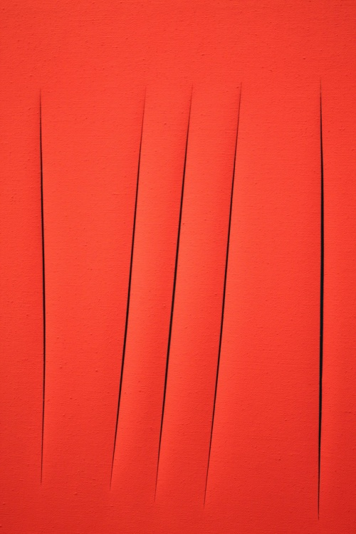 Spatialism, Lucio Fontana – $1 500 000