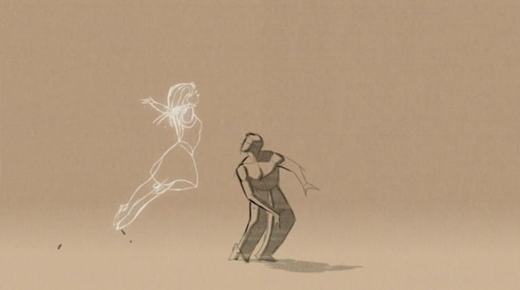 Animaţia magică: Cu gândul la tine