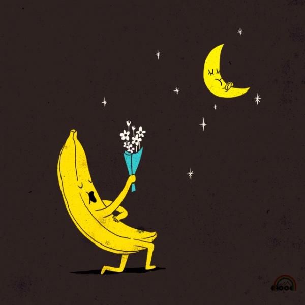 Desenele ilustrate care emana bunatate si te vor incarca de emotii pozitive
