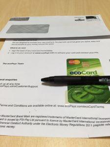 ecoカード